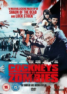Cockneys Vs Zombies [DVD][Region 2]
