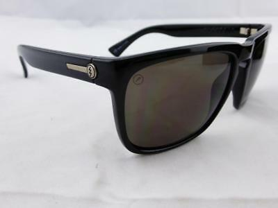 Electric KNOXVILLE XL Sunglasses Gloss Black - M2 Grey Polarised Lens