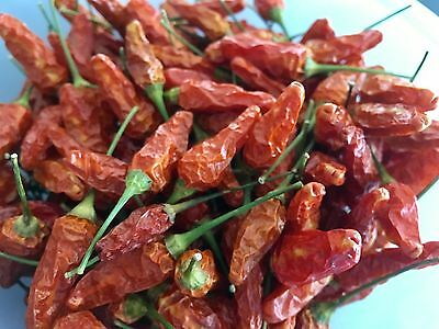 Chilli Whole Dehydrated/Australian Grown/Spices/Herbs/Seasonings