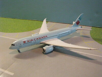Gemini Jet (Gjaca1572) Air Canada Airlines 787-8 1:400 Scale Diecast Metal Model