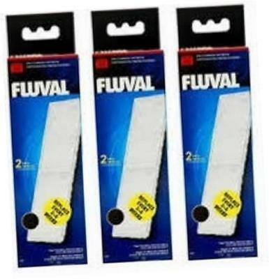 3 x Fluval U3 Poly Carbon Cartridge 2 pack