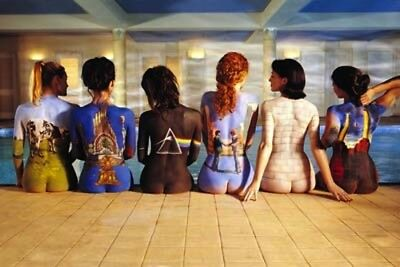 Pink Floyd Back Catalogues POSTER 61x91cm NEW