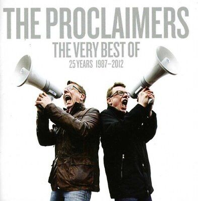 The Proclaimers - The Very Best Of [CD]