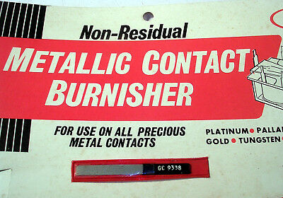 Gc Electronics 9338 Large Contact Burnisher .250""