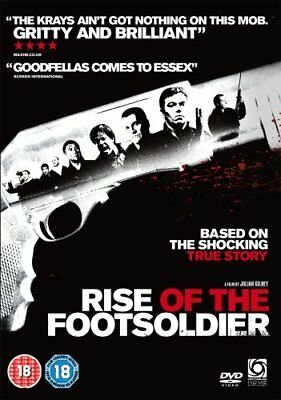 Rise Of The Footsoldier - Single Disc Edition [2007] [DVD][Region 2]