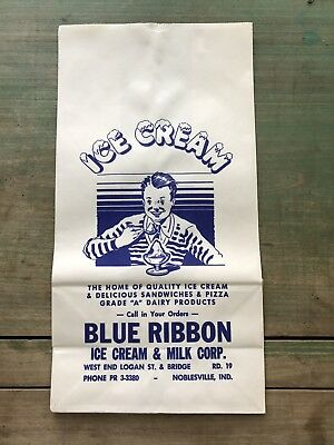 Noblesville Indiana Blue Ribbon Ice Cream