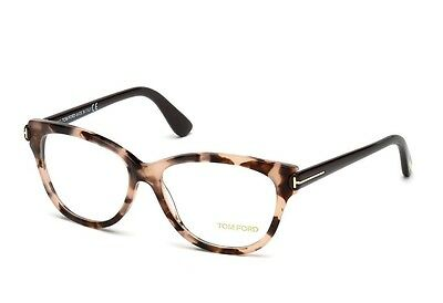 New Authentic Eyeglasses TOM FORD TF 5287 074 Italy FT 5287 074 55mm MMM