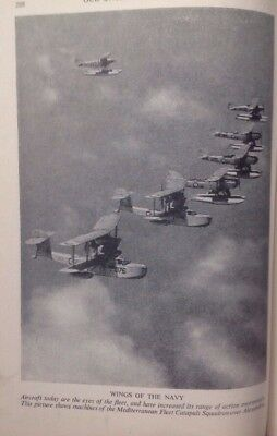 Wings Of The Navy,  WW2 Vintage Print C1943, Army, Air Force, Navy