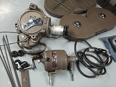 Bell and Howell Filmo 70 Kit - Mags, motor and all.