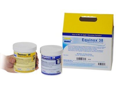 Equinox Silicone Putty Trial Kit (900gm) 38 ShoreA Medium