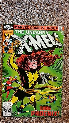 The Uncanny X-Men #135 ==  Nm- 1St Full Appearance Of Dark Phoenix Marvel 1980