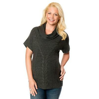 Oh Baby Maternity Gray Sweater