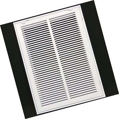 "14"" X 20 Steel Return Air Filter Grille for 1"" Filter - Removable Face/Door -..."