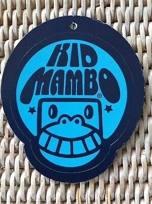 RARE AUSTRALIANA MAMBO STICKER COLLECTIBLES  Mambo Kid Tag Sticker