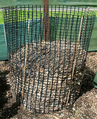 LEAFMOULD COMPOST NET Autumn Falling Leaves COMPOSTER Organic Leaf Fertiliser