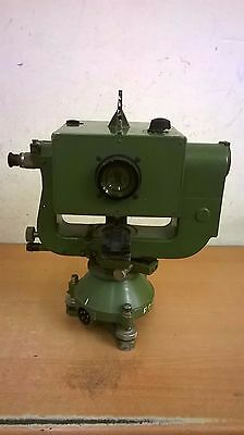 Wild Heerbrugg Leica Station B No. 2464 vintage surveying tool