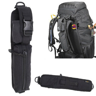 Tactical Molle Accessory Pouch Tool Bag Backpack Shoulder Strap Pouch Trekking