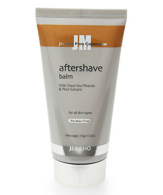 Jericho Dead sea Men Care JM - Aftershave Balm 150gr 5.3fl.oz