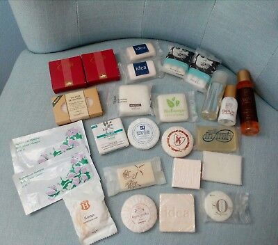 Hotel Collection Lotto Saponette Hotel Soaps Lot Italy Bagnoschiuma crema corpo