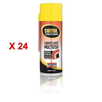 Arexons 4118 24X400 Svitol Professional Spray Multiuso Speciale Officine