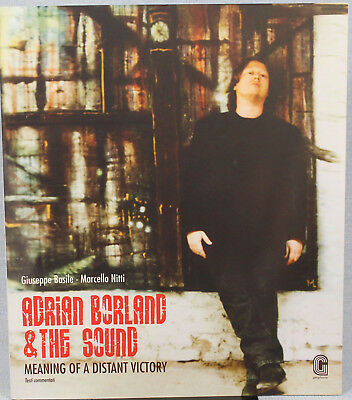 Basile, Nitti ADRIAN BORLAND & THE SOUND MEANING OF A DISTANT VICTORY Nuovo 2016