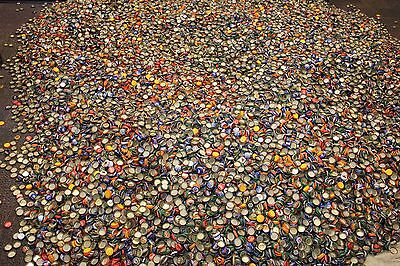 200 Mixed Beer Bottle Caps Great Colors No Dents Awesome Mix Clean No Gunk
