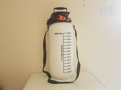 Dust Suppression Water Bottle Suits Stihl TS410, TS420 Disc Cutter