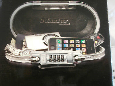Master Safe Space Lock Combination Personal Safe Travel New