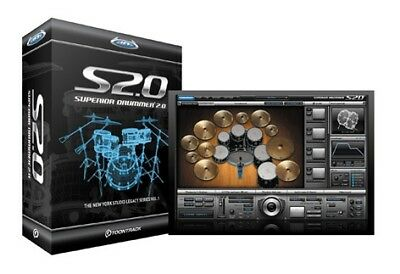 Toontrack Superior Drummer 2.0 Virtual Drum Software