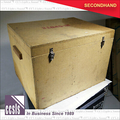 Chipboard Box with Compartments