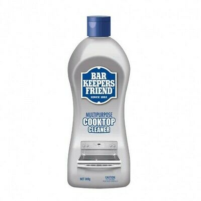 Bar Keepers Friend Cooktop Cleaner 369g Home Kitchen Surface Cleaning Polish
