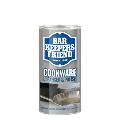 Bar Keepers Friend Cookware Cleanser Powder 340g Home Kitchen Cleaning Polish