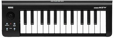 Korg USB MIDI Keyboard microKEY-25 25 Key Model New