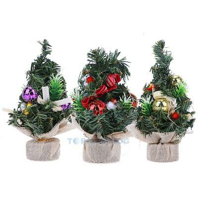 mini weihnachtsbaum 20cm klein tannenbaum tisch deko b umchen christbaum gastro eur 4 80. Black Bedroom Furniture Sets. Home Design Ideas