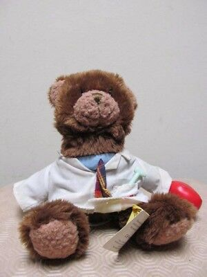 "The Teddy Bear Collection ""Donald the Doctor"""