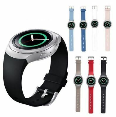 Hellfire Replacement Wristband Bracelet Band Strap for Samsung Gear S2 BSM-R720