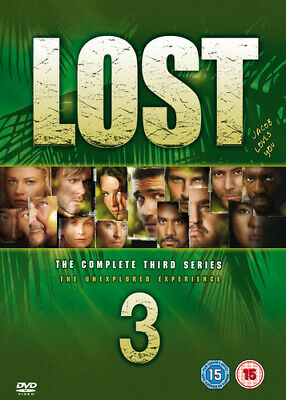 Lost: The Complete Third Season DVD (2007) Naveen Andrews