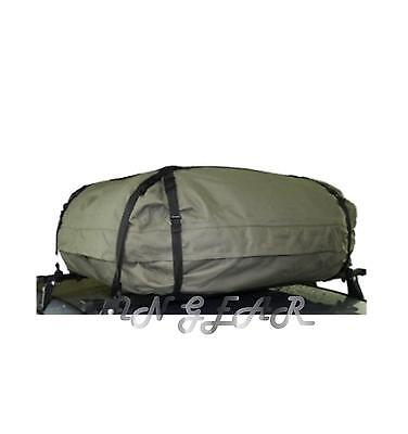 426ltr extra Large Soft Luggage Bag Car Roof Rack Cargo Box Carrier FOLDS FLAT !