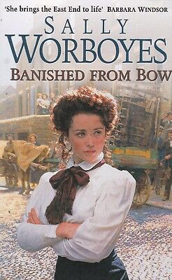 Banished From Bow By Sally Worboyes, Paperback, New Book (A Format)