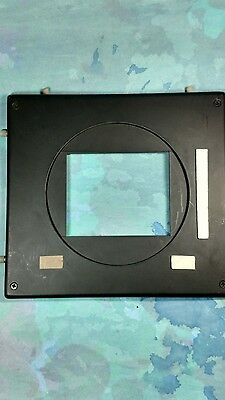 Omega 4X5 enlarger D Cropper