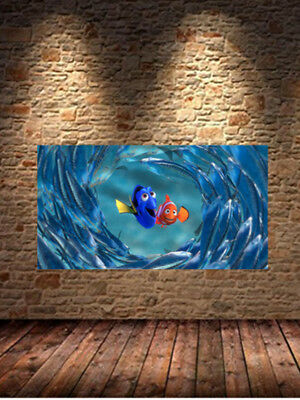 Home decor Finding nemo HD Canvas print Art painting No Frame 36 H704