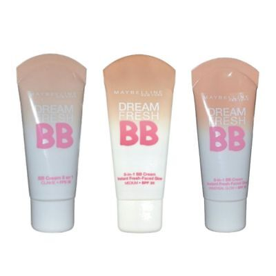 Maybelline Dream Fresh 8-in-1 BB Skin Perfector - Choose Colour