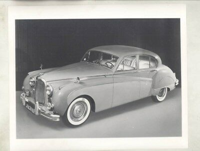 1957 1958 ? Jaguar USA Mark VIII ORIGINAL Factory Photograph wy4718