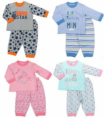 *Baby Boy Sleepwear Pyjamas* Girl toddler Nightwear babies 6-12, 12-18,18-24