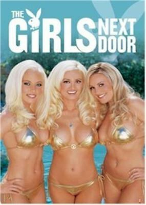 PLAYBOY ~ GIRLS NEXT DOOR GOLD 24x36 PINUP POSTER Kendra NEW/ROLLED!