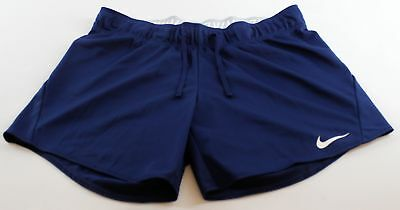 Nike Womens Dri Fit Shorts 885273-429 Size Large Retail $25