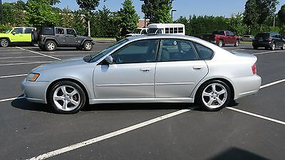2007 Subaru Legacy 2.5 Liter AWD 2007 Subaru Legacy 2.5 Liter AWD Sedan - Clean Carfax - 1 Owner - Runs Like New