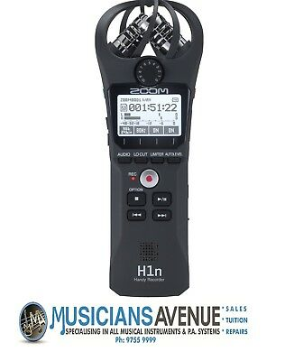 ZOOM H1N Handy Recorder - FREE SHIPPING