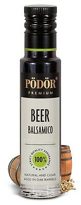 Podor Premium  Beer Balsamico Natural and Clear Aged in Oak Barrels