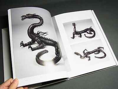 JIZAIOKIMONO Japanese Antique Articulated Models of Animals  Big Picture Book